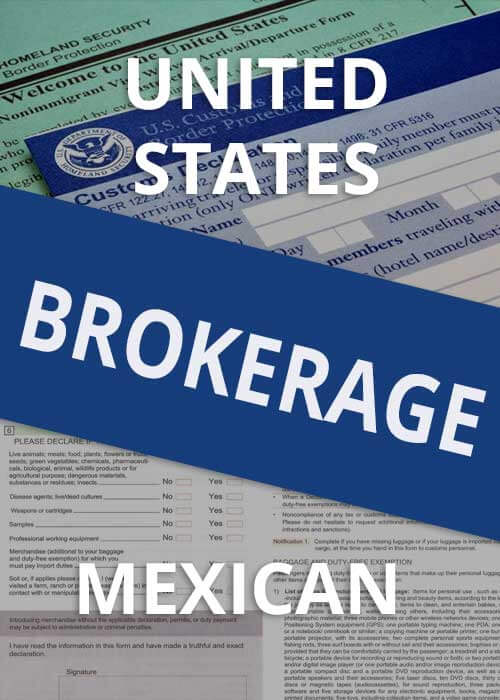 U.S. & Mexico Brokerage